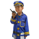 Melissa & Doug Personalized Police Officer Costume Set, One Size