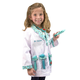 Melissa & Doug Personalized Doctor Costume Set, One Size