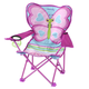 Melissa & Doug Personalized Cutie Pie Butterfly Camp Chair, One Size