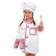 Melissa & Doug Personalized Chef Costume Set, One Size