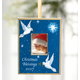 Personalized Peace Dove Ornament, One Size