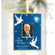 Personalized Dove Memorial Ornament, One Size
