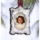 Personalized Carrs Sterling Silver Ornament Victorian, One Size