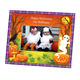 Personalized Haunted Harvest Frame Add A Name Or Initial For Free, One Size