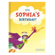 Personalized It's My Birthday Storybook, One Size