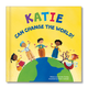 Personalized I Can Change The World Storybook, One Size