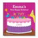Personalized My Very Happy Birthday For Girls Storybook, One Size