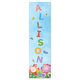 Dreamy Day Personalized Growth Chart, One Size
