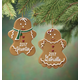 Personalized Gingerbread Ornament, One Size