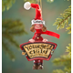 Personalized Mom's Favorite Youngest Child Ornament, One Size