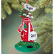 Personalized Golf Bag Ornament, One Size