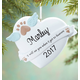 Personalized Pet In Heaven Ornament, One Size