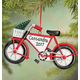 Personalized Bike With Tree Ornament, One Size