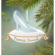 Personalized Glass Slipper Ornament, One Size