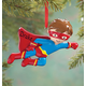 Personalized Super Hero Ornament, One Size