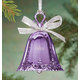 Personalized Birthstone Bell Ornament, One Size