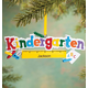 Personalized Kindergarten Ornament, One Size