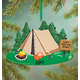 Personalized Camping Ornament, One Size