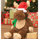 Personalized Christmas Moose, One Size