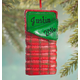 Personalized Sleeping Bag Ornament Plain, One Size