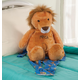 Personalized Stuffed Lion Personalized, One Size