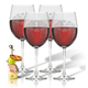 Mom's Wine Club Glass Set Of 4, One Size