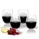 Mom's Wine Club Stemless Glass Set Of 4, One Size