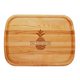 Personalized Large Cutting Board With Pineapple Design, One Size