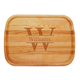 Personalized Large Cutting Board With Times Name, One Size