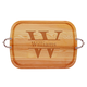 Personalized Large Handled Cutting Board With Times Name, One Size