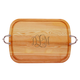 Personalized Large Handled Cutting Board With Times Monogram, One Size
