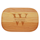 Personalized Small Cutting Board With Message Times Name, One Size