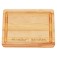 Personalized Small Block Cutting Board With Name, One Size