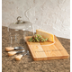 Personalized Domed Cutting Board With Tools, One Size