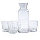 Personalized 5 Piece Carafe Set, One Size