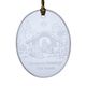 Personalized Nativity Ornament, One Size