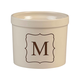 Personalized Monogram Crock, 3 Qt., One Size