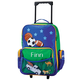 Personalized Kids Sports Pilot Rolling Luggage, One Size