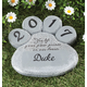 Personalized Pet Memorial Stone, One Size