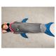 Blankie Tailstm Kids Shark Tail, One Size