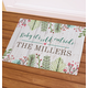 Personalized Baby It's Cold Outside Doormat, One Size