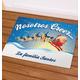 Personalized We Believe Doormat, One Size