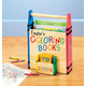 Personalized Coloring Book Caddy, One Size