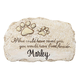 Personalized Forever Pet Memorial Stone, One Size