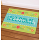 Personalized Welcome Spring Doormat 18
