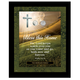 Personalized Bless This Home Frame With Vatican Pope Coin, One Size