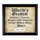 World's Greatest Mom Frame, One Size