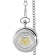 Monogrammed Presidential Seal Half Dollar Pocket Watch, One Size
