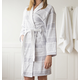 Personalized Turkish Cotton Robe, One Size