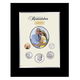 Year To Remember Coin Picture Frame (1965-Present), One Size